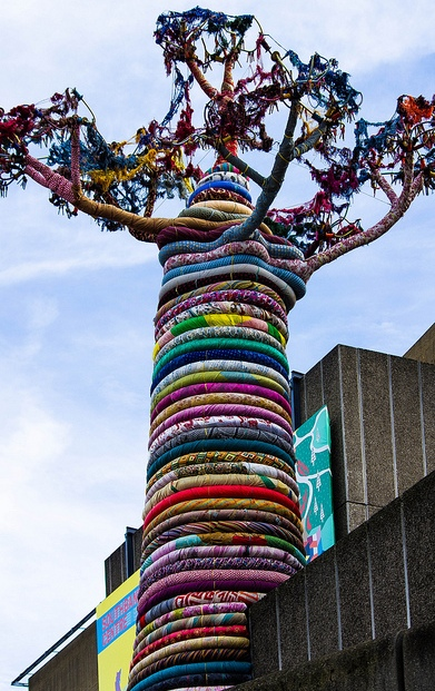 Inspired by the south bank tree