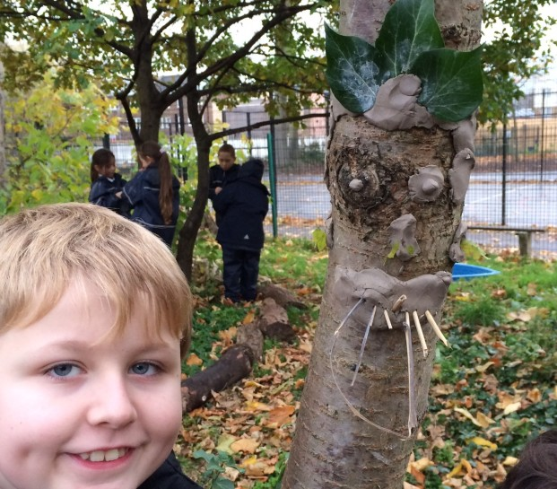 The Tree King who hated brushing his teeth!
